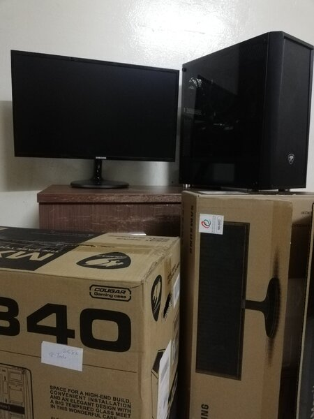 Used New High gaming pc for sale in Dubai, UAE