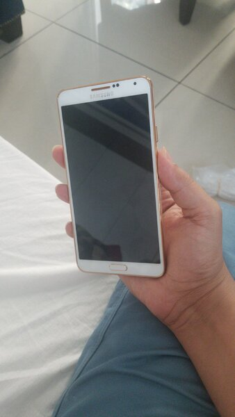 Used Samsung Galaxy Note 3 32 GB in Dubai, UAE