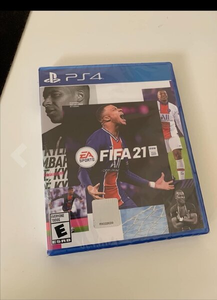 Used Fifa 21 - PS4 in Dubai, UAE
