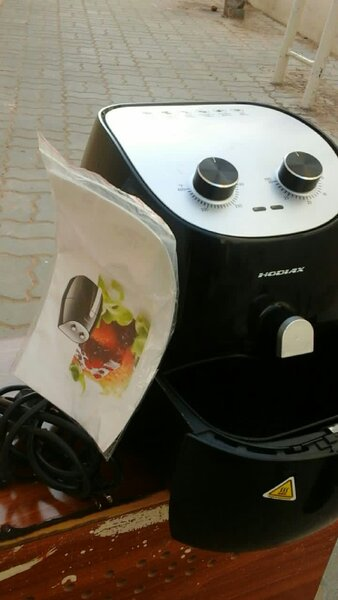 Used BRAND NEW NEVER USE ....AIR FRYER AF-118 in Dubai, UAE