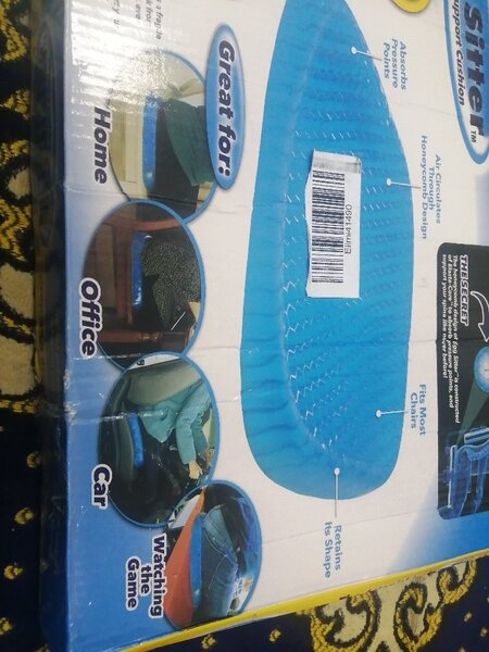Used Egg Sitter Seat Cushion With Non-Slip Co in Dubai, UAE