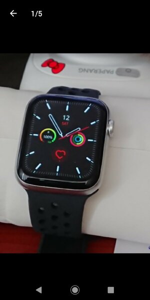 Used W6LE APPLE WATCH ONE 1⃣ LASST in Dubai, UAE