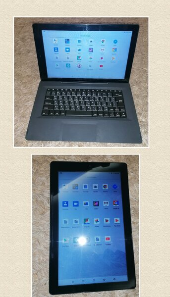 Used RCA Viking-Pro tablet 2 in 1 (gray) in Dubai, UAE