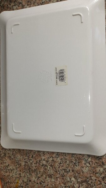 Used 1 Medium tray (31×23cm) & 1 small tray in Dubai, UAE