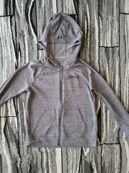 Used Under Armour hoodie jacket for women in Dubai, UAE