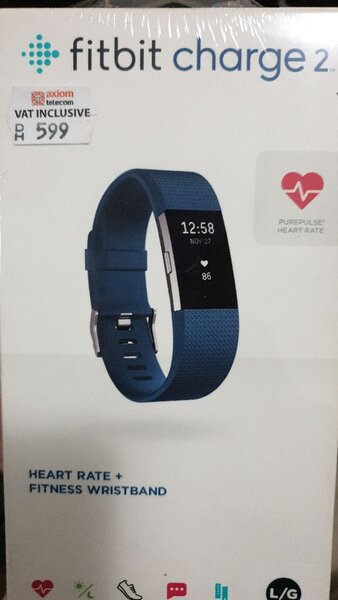 Used Fitbit charge 2 2pcs. in Dubai, UAE