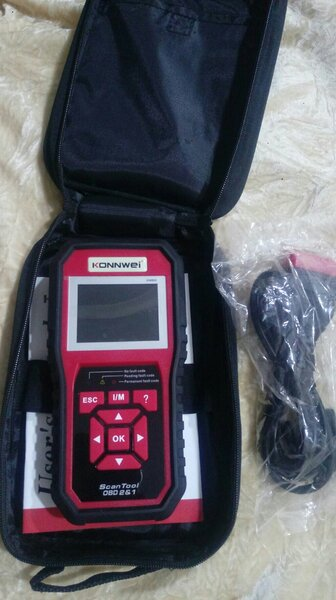 Used Professional obd2 scanner brand new in Dubai, UAE