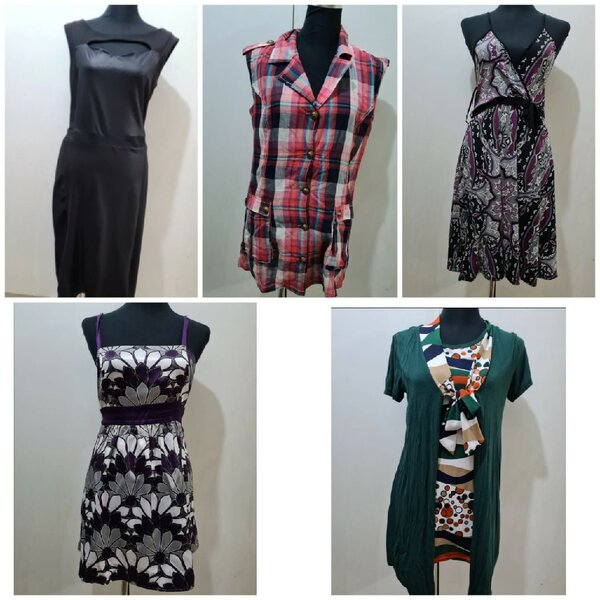 Used Good comdition used clothes bundle XL in Dubai, UAE