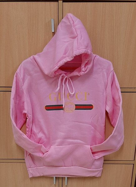 Used 2 pcs Gucci hoodie suit for her ! in Dubai, UAE