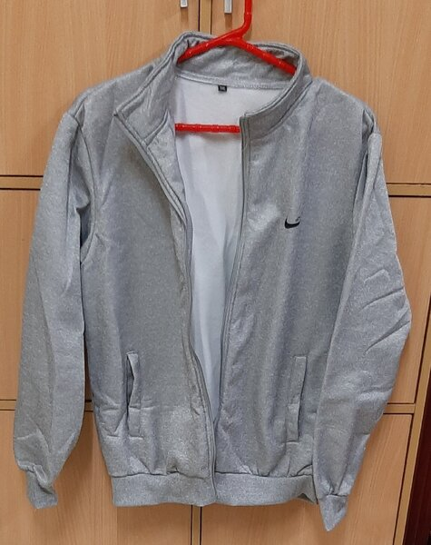 Used 2 pcs silver casual suits for him  ! in Dubai, UAE