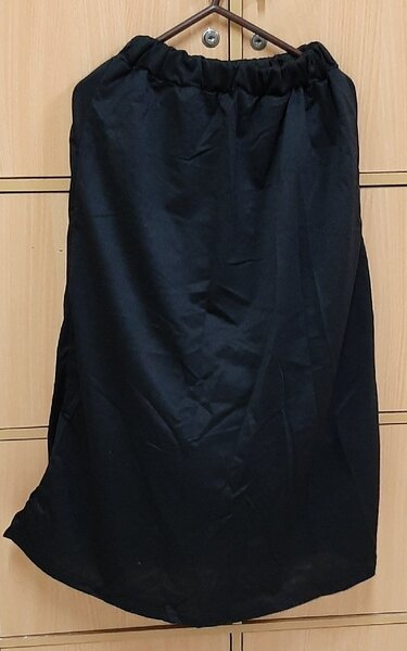Used Hoodie and skirt set for her in black ! in Dubai, UAE