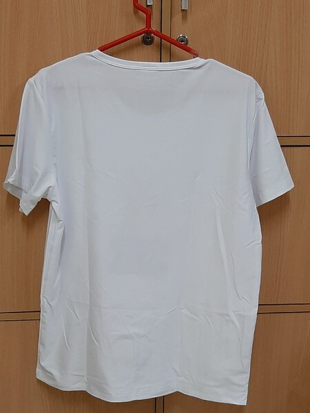Used White t shirt for him! in Dubai, UAE