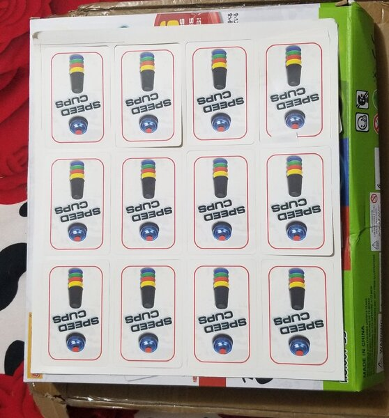 Used Speed cup game in Dubai, UAE