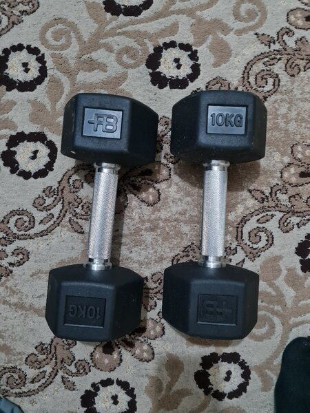 Used Dumbells in Dubai, UAE