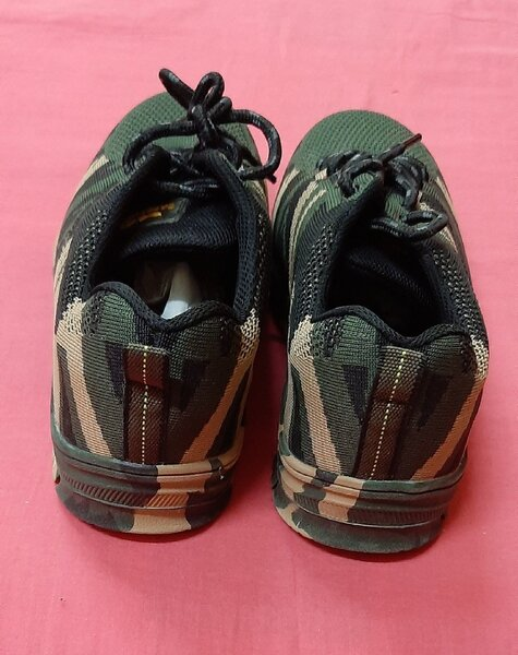 Used Industructible military safety shoes,35! in Dubai, UAE