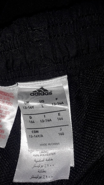 Used Adidas and matador joggers 2 pics medium in Dubai, UAE