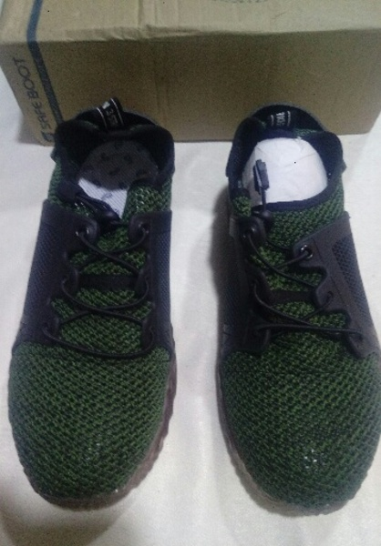 Used Indestructible ryder men shoes new-43 no in Dubai, UAE