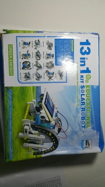 Used 13 in 1 self installed solar toy car in Dubai, UAE