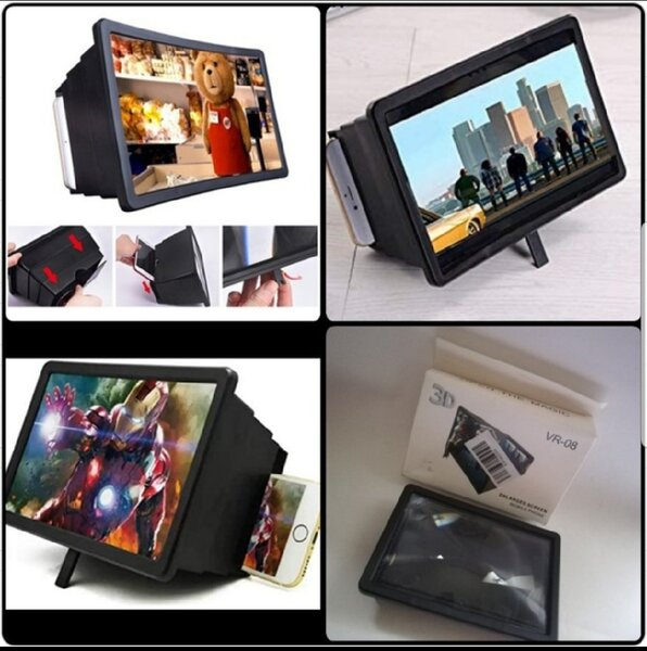 Used New 3D enlarge screen mobile phone in Dubai, UAE