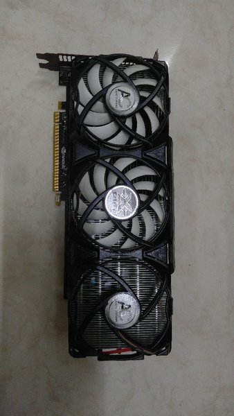 Used Nvidia GTX 470 1280MB DDR5 VGA graphics in Dubai, UAE