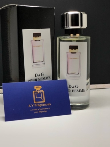 Used D&G Pour femme women's perfume 100ml in Dubai, UAE