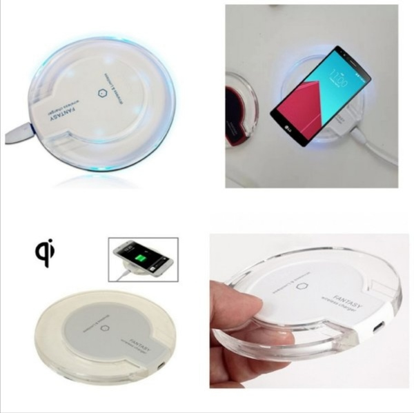 Used New white wireless mobile charger in Dubai, UAE