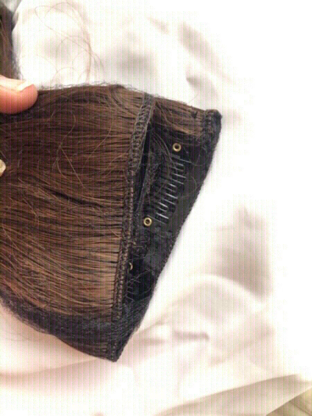 Used Invisible Halo Hair Extensions Light in Dubai, UAE