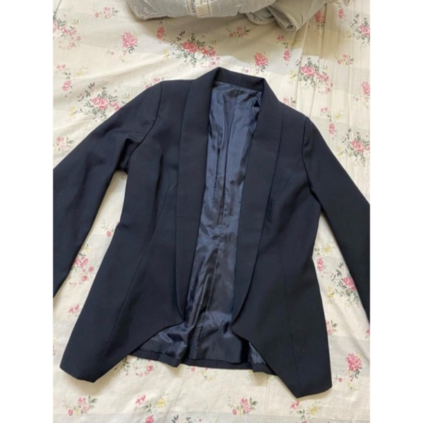 Used Blue fancy blazer in Dubai, UAE