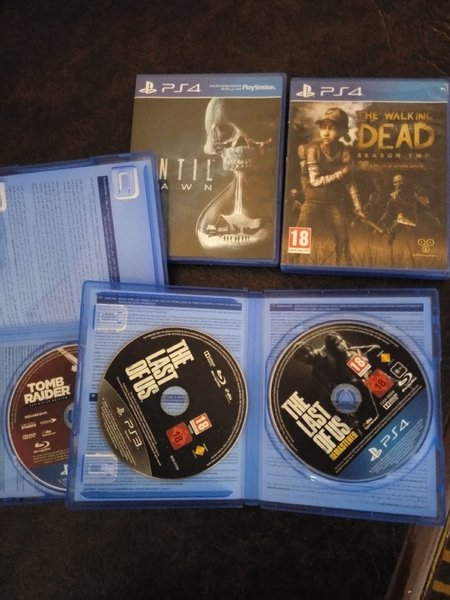 Used Any two PS4 games for only 120Aed in Dubai, UAE