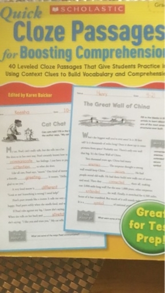 Used Comprehension booster for kids in Dubai, UAE