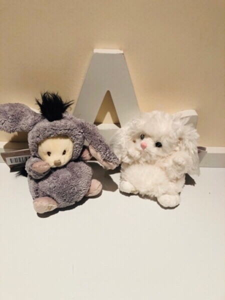 Used Soft animal Teddy & bunny plush toys in Dubai, UAE