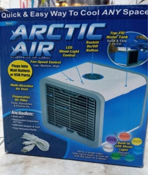Used Portable ac for summer with water tank in Dubai, UAE