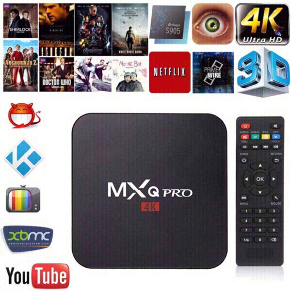 Used 4K HD Smart Media Player for Android in Dubai, UAE