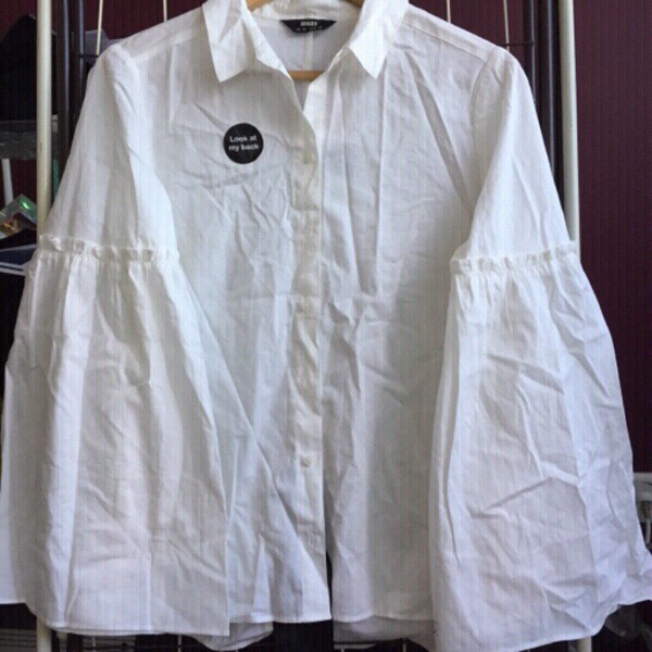 Used bell sleeves shirt in Dubai, UAE