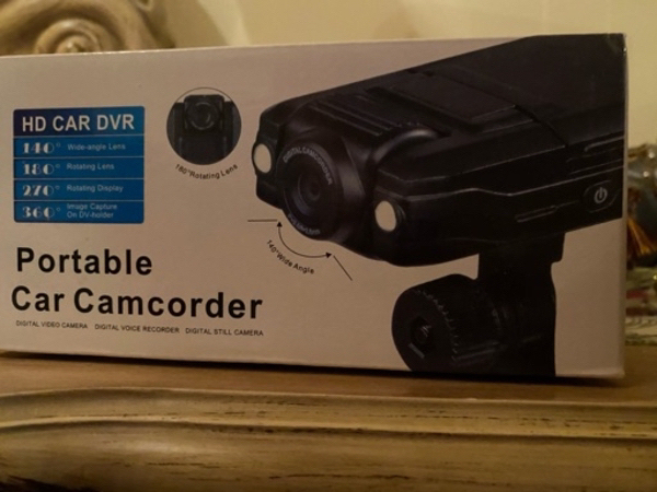 Used Portable Car Camcorder in Dubai, UAE