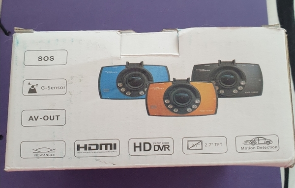 Used New camcorder for car in Dubai, UAE