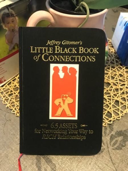 Used Little Black Book of Connections in Dubai, UAE