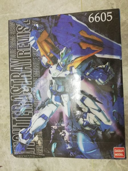 Used Gundam model Building kit in Dubai, UAE