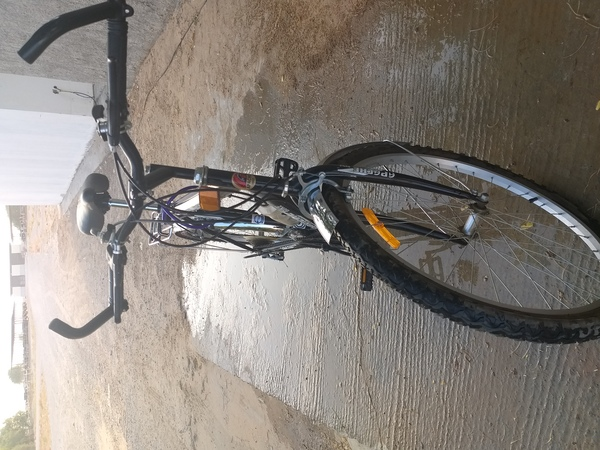 Used Bicycle. Price is negotiable in Dubai, UAE