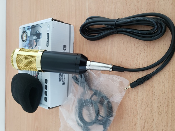 Used Professional Studio Microphone condenser in Dubai, UAE
