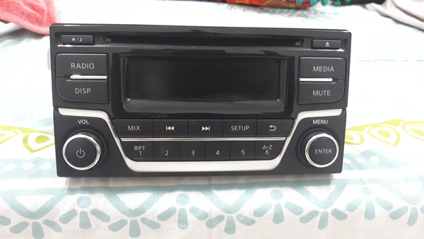Used Nissan Car Stereo with FM in Dubai, UAE