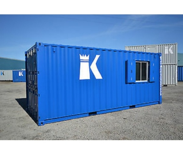 Used Shipping Containers in Dubai, UAE