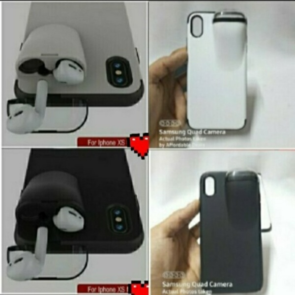 Used iPhone X/Xs Cover(2pcs) with Free Gift🎁 in Dubai, UAE