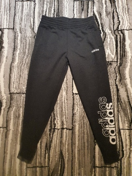 Used Adidas knit pants small for women in Dubai, UAE