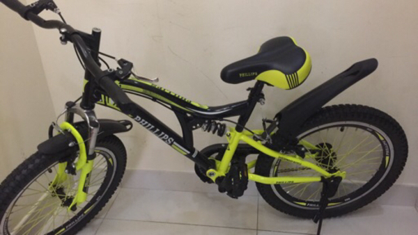 Used PHILLIP Yellow And Black Bike in Dubai, UAE