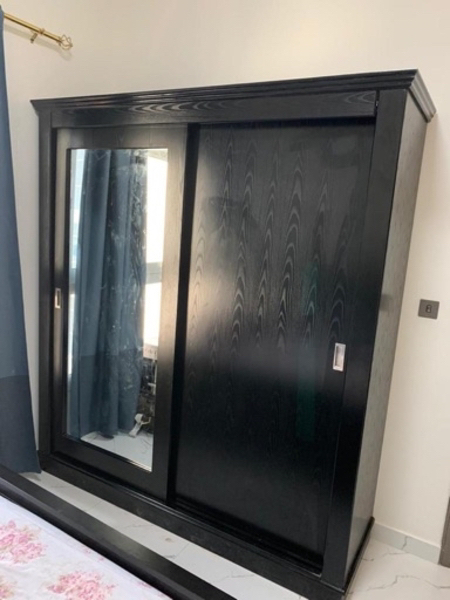 Used Closet with mirror and 4 drawer in Dubai, UAE