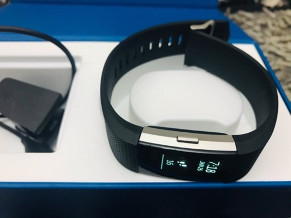 Used FitBit Charge 2 in new condition in Dubai, UAE