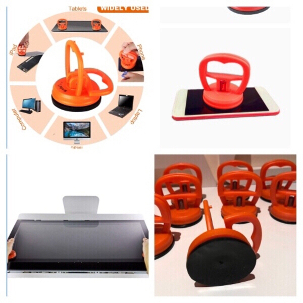 Used Multifunktional suction Cups 20 pcs in Dubai, UAE