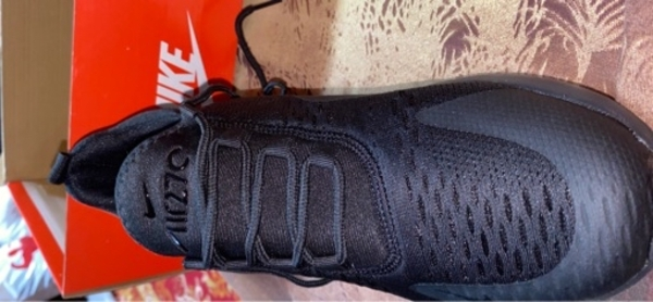 Used Nike270 black in Dubai, UAE
