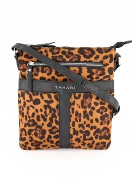 Used Tahari Crossbody Leopard Bag [Brand New] in Dubai, UAE